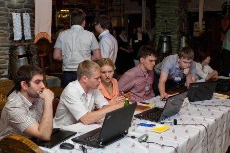26 мая в ресторане «Camelot» состоялся уникальный семинар «Современный BI — как инструмент повышения эффективности бизнеса»