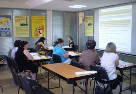 В конференц-зале ГК «Интерсофт» прошел семинар «Учет в казенных, бюджетных, автономных учреждениях в 2011 году. Применение «1С: Бухгалтерии государственного учреждения 8».