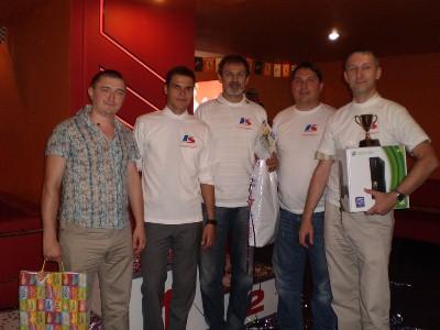 В ТРК СБС состоялся семинар для ИТ-специалистов и турнир по боулингу